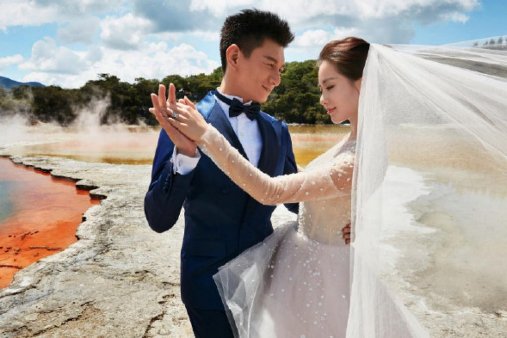 Bộ đôi Tứ gia - Nhược Hy đã có đám cưới rình rang như mơ