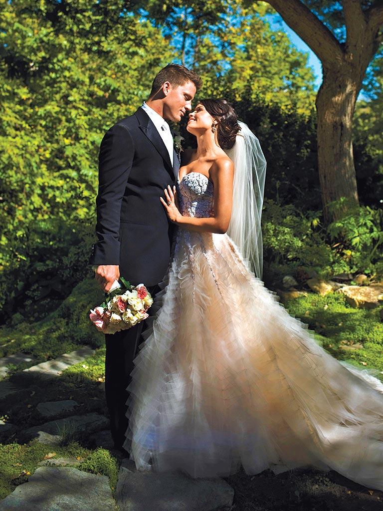 Đám cưới của Channing Tatum và Jenna Dewan Tatum được cử hành trong bí mật