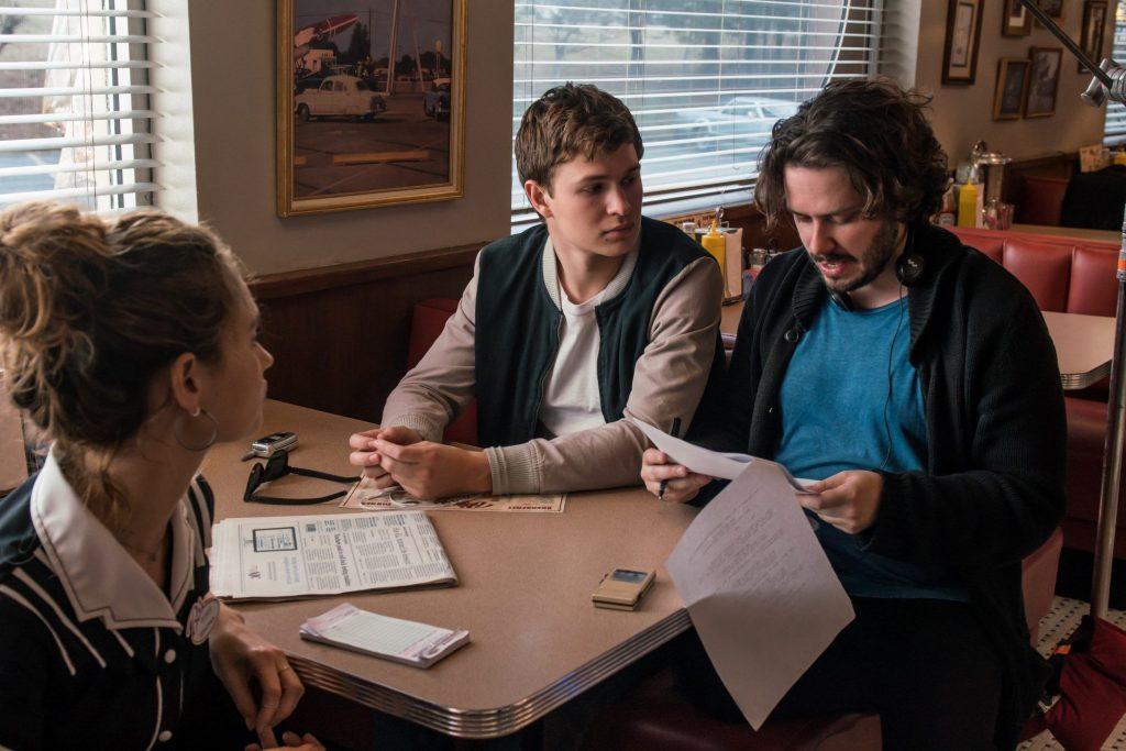 Đạo diễn tài ba Edgar Wright đích thân viết cả 35 soundtrack cho Baby Driver
