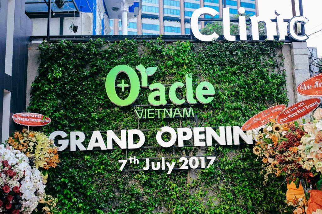 Oracle Clinic - Thẩm mỹ viện số 1 Hàn Quốc và châu Á đã có mặt tại Việt Nam