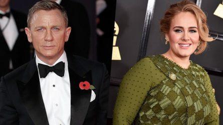 Daniel Craig và Adele có quyết định quay lại với James Bond?