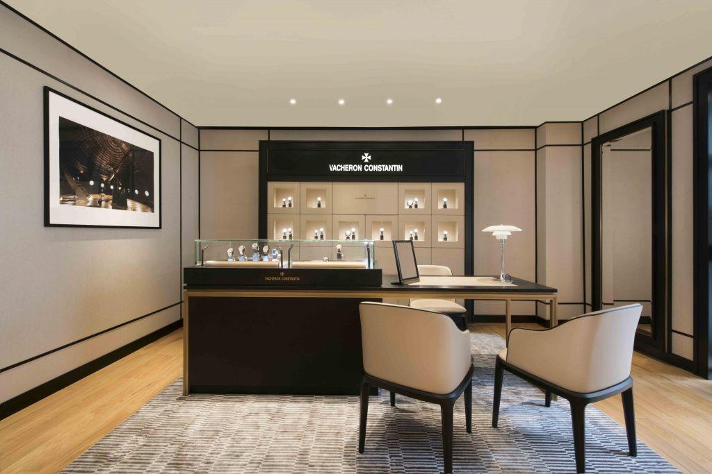 Vacheron Constantin khai trương không gian mua sắm mới tại Hà Nội
