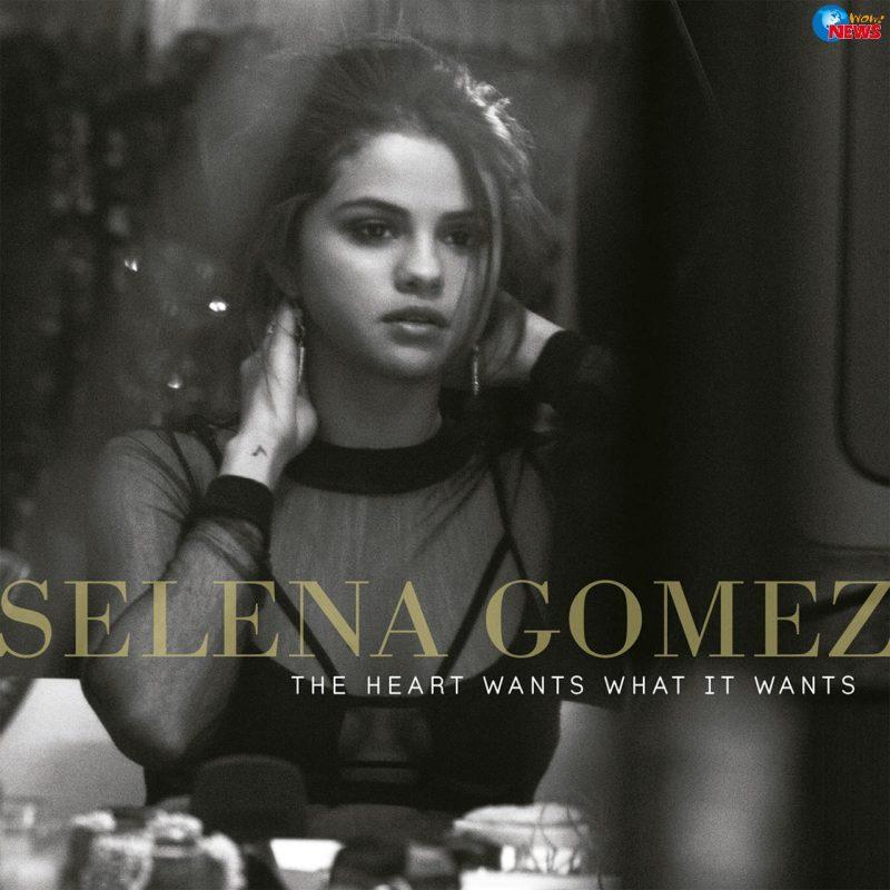 """The heart wants what it wants"""
