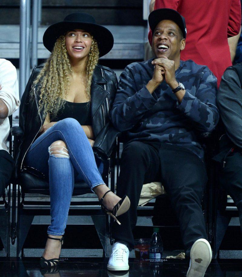 Cặp đôi nổi tiếng Beyoncé và Jay-Z