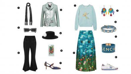 ELLE Style Calendar: Đưa tranh phục hưng vào phong cách thời trang hàng ngày (17/7 - 23/7)