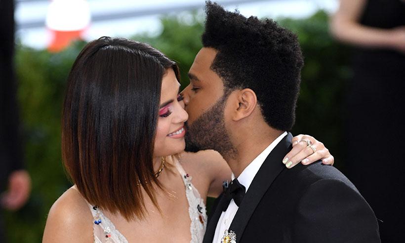 Selena và The Weeknd