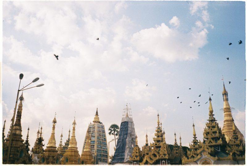 Du lich mot minh va hanh trinh duoi theo mat troi o Myanmar 1