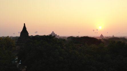 Du lịch một mình và hành trình đuổi theo mặt trời ở Myanmar