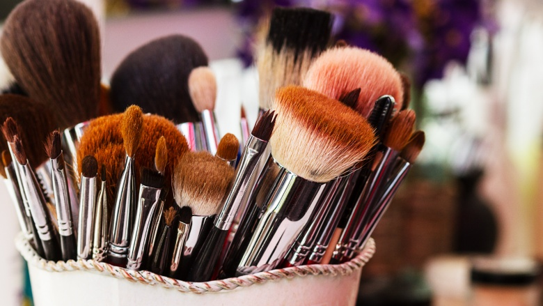 Thế giới makeup được xem là thiên đường với mọi cô gái