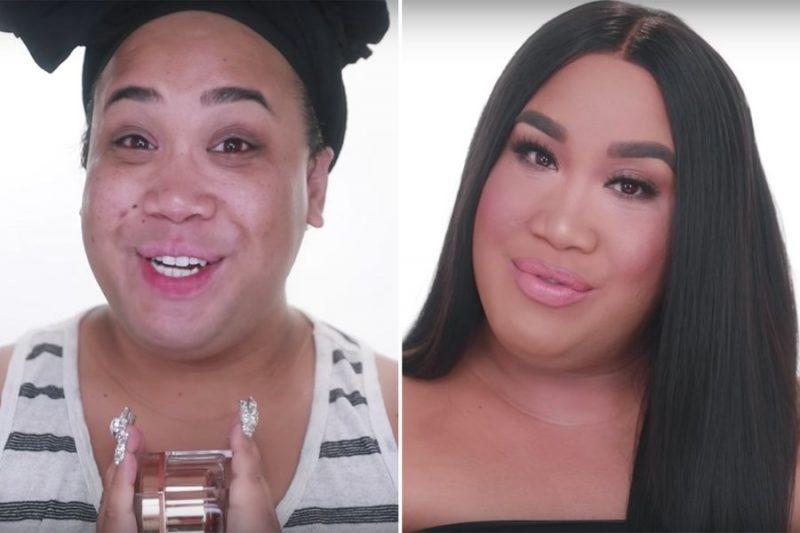 Patrick đc biết đến như một Beauty Blogger nổi tiếng khi có nhiều clip trang điểm theo phong cách của cô nàng nổi tiếng Kim Kardashian