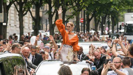 Phong cách sống hài hước chính là cách giữ ấm trái tim Céline Dion