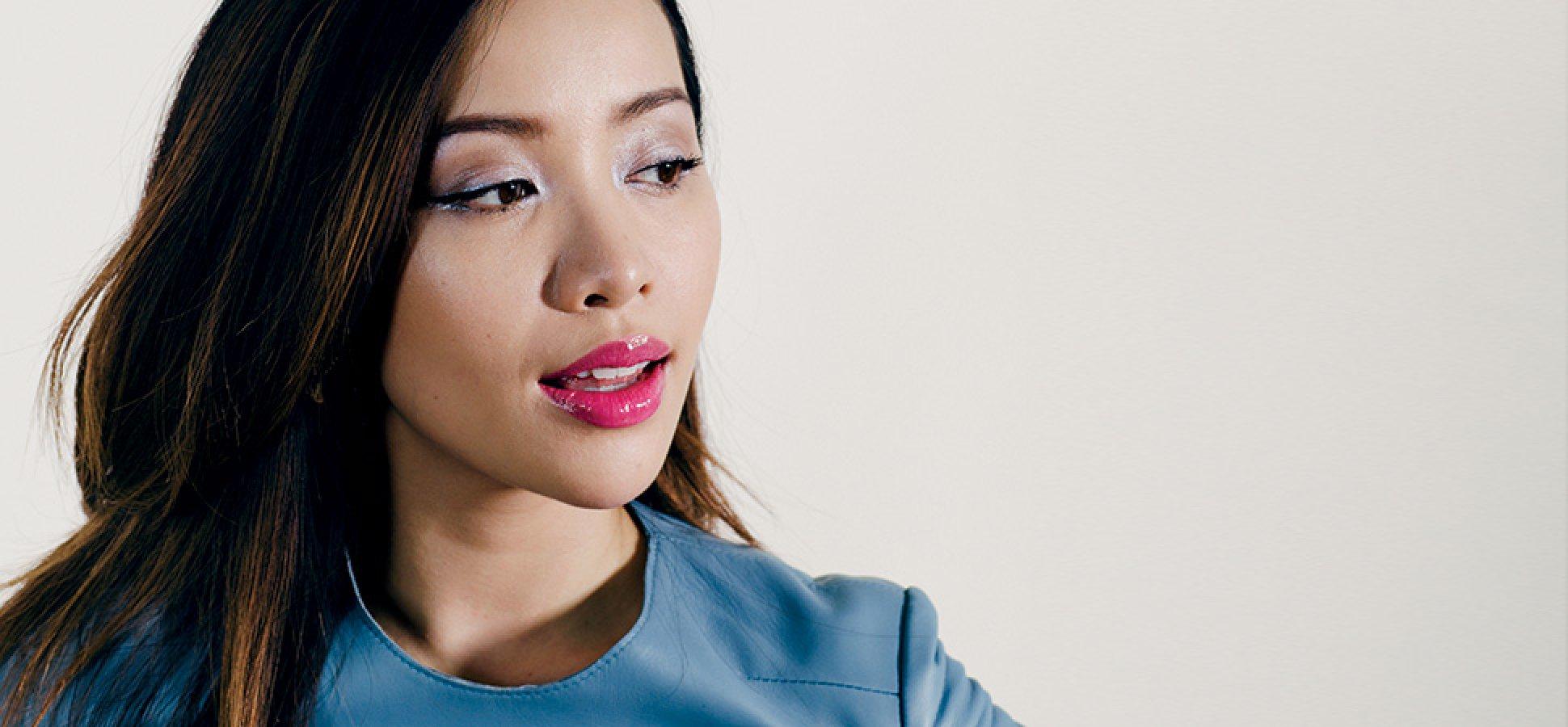 Michelle Phan có quan điểm cạnh tranh trong công việc