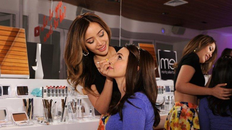 Ngành làm đẹp đã đưa Michelle Phan đến thành công