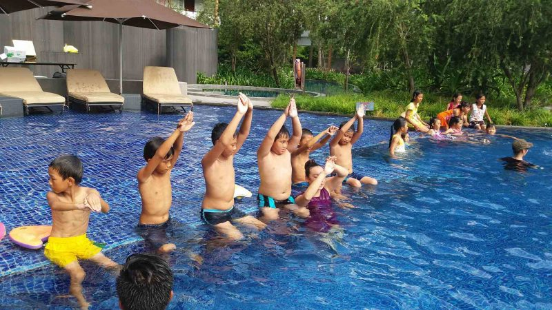 Laguna Lăng Cô tổ chức nhiều chương trình hấp dẫn cho trẻ em miền Trung