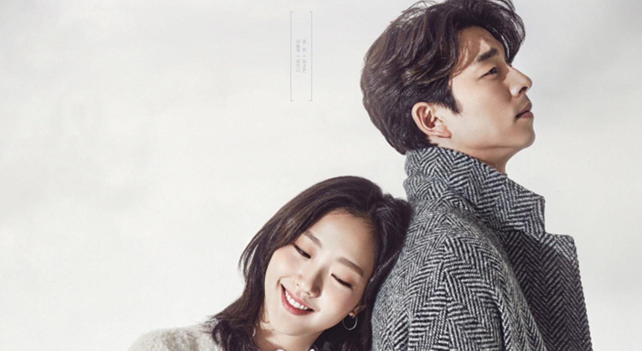 Gong Yoo và Kim Go Eun đã nhập vai xuất sắc và trở thành cặp đôi đẹp trên màn ảnh nhỏ.