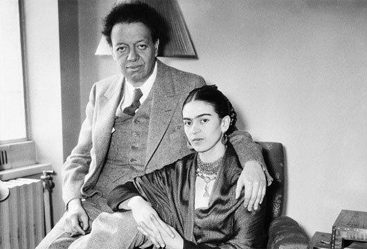 Thư của danh họa Frida Kahlo gửi cho chồng, Diego Rivera