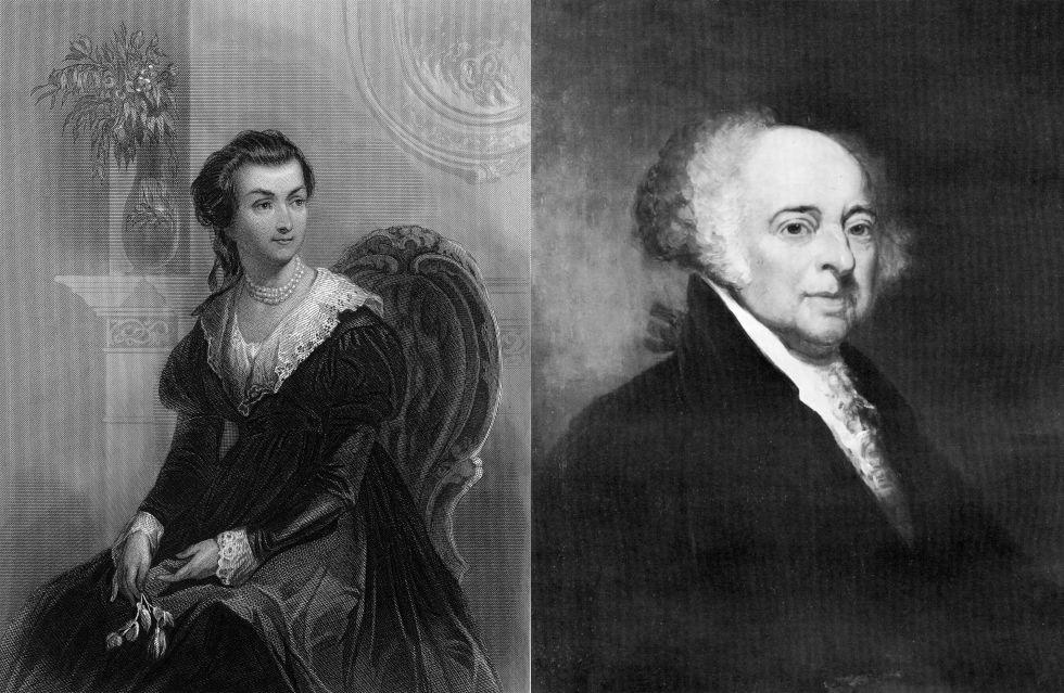 Bức thư của Đệ nhất phu nhân Abigail Adams viết cho cựu Tổng thống Mỹ thứ 2 John Adams