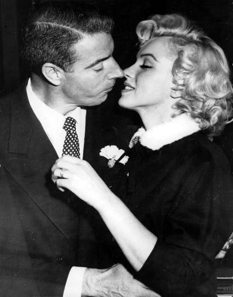Thư tình của Marilyn Monroe gửi cho Joe DiMaggio