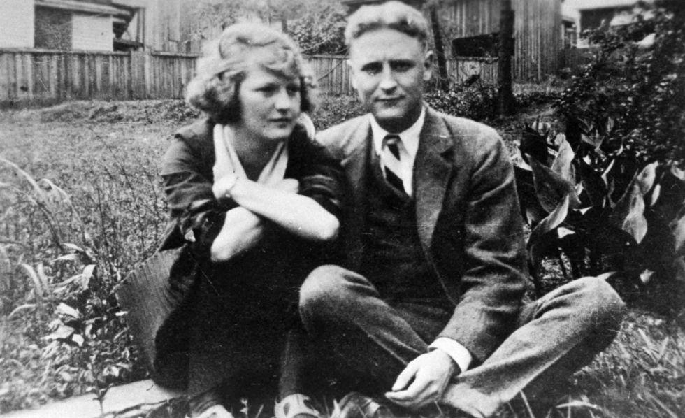 Thư của Zelda Sayre gửi cho tiểu thuyết gia F. Scott Fitzgerald