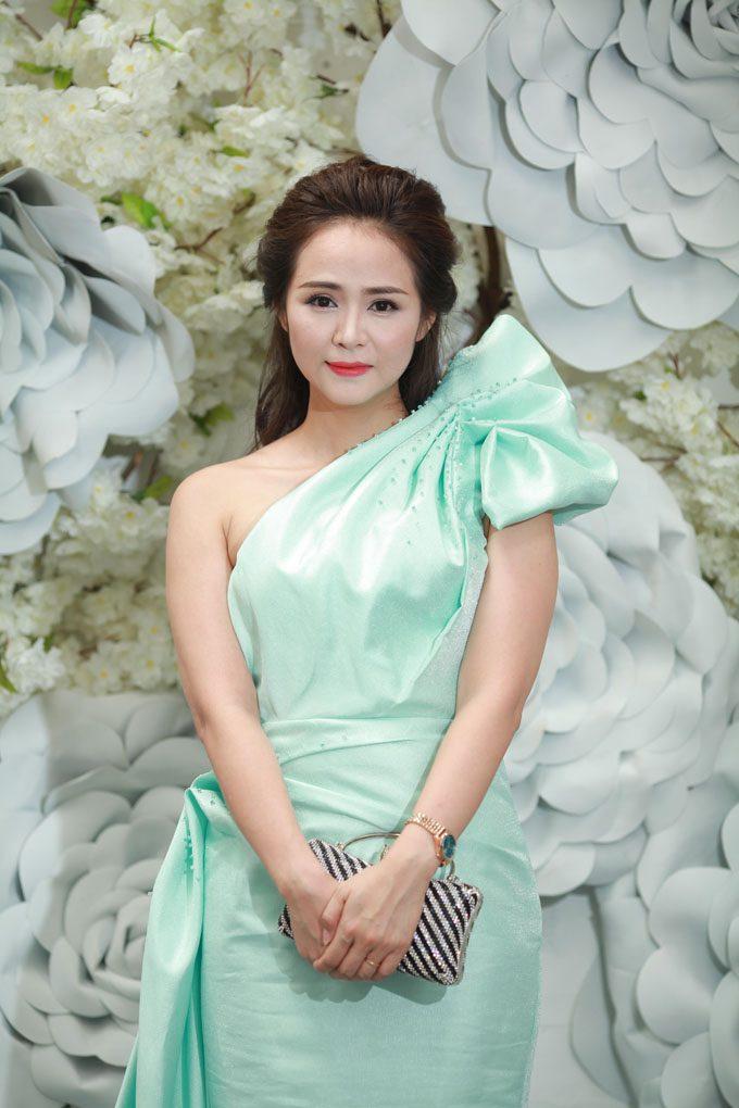 Bui Thi Thanh Huong khong bo quen dam me 5
