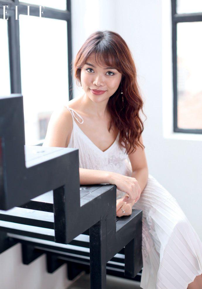 Cac beauty blogger Viet Nam dem gi khi di du lich bien mua he 5