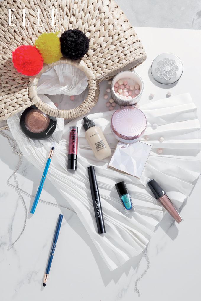 Cac beauty blogger Viet Nam dem gi khi di du lich bien mua he 6