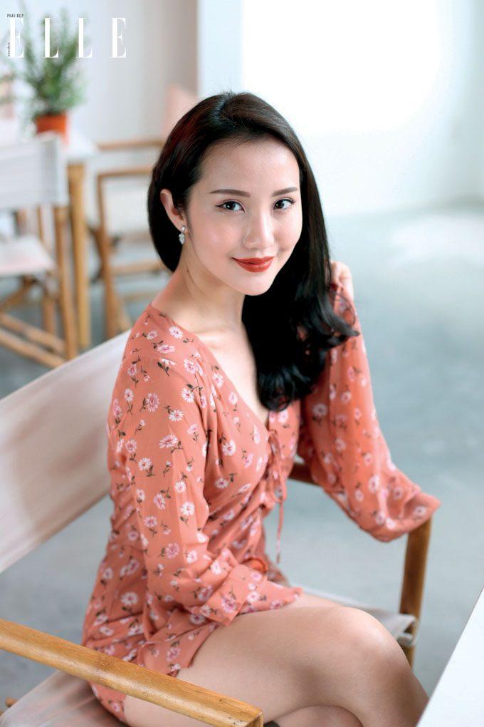Cac beauty blogger Viet Nam dem gi khi di du lich bien mua he 7