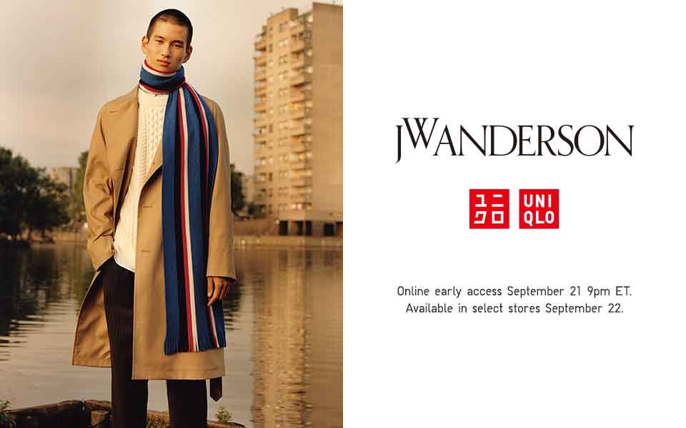 BST JW Anderson x Uniqlo