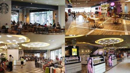 Thỏa sức mua sắm với 1,000 voucher giảm giá tại trung tâm thương mại RomeA