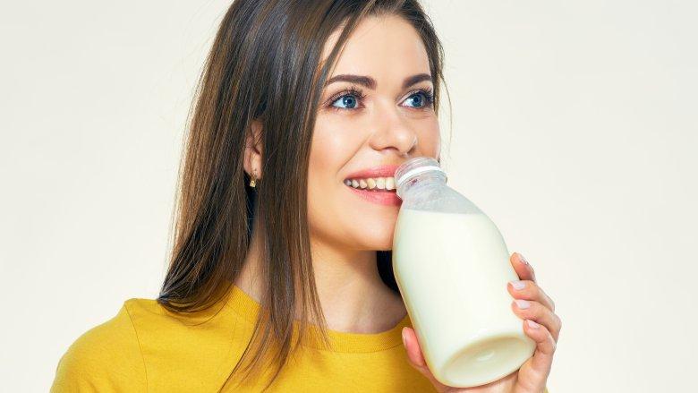 Các thực phẩm từ sữa