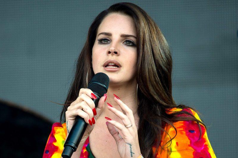 Lana Del Rey trai tim hoang dai 2