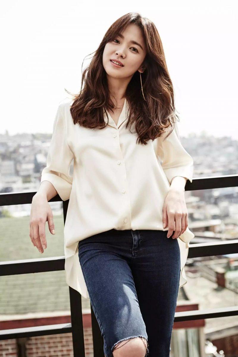 Nu than khong tuoi Song Hye Kyo 1