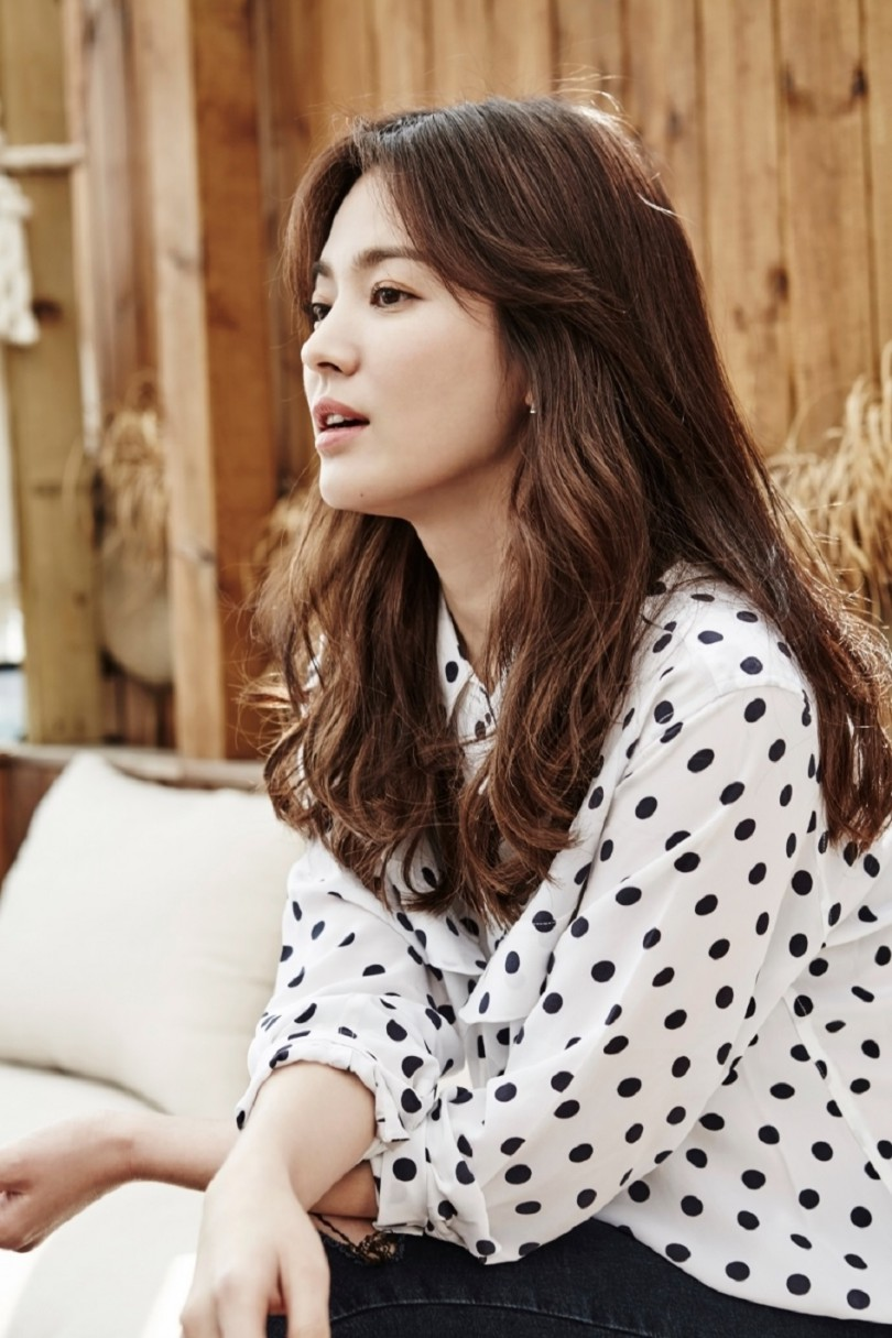 Nu than khong tuoi Song Hye Kyo 2