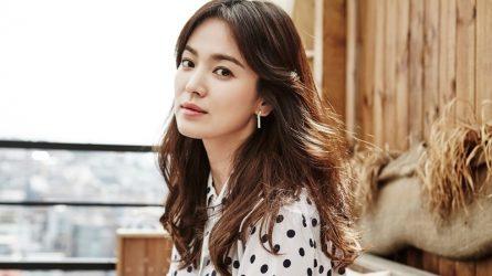 Nữ thần không tuổi Song Hye Kyo
