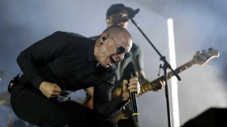 Giọng ca chính của nhóm nhạc Linkin Park