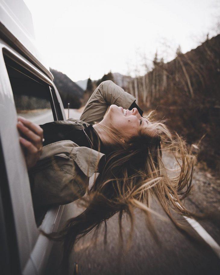 Tận hưởng tự do khi đi du lịch