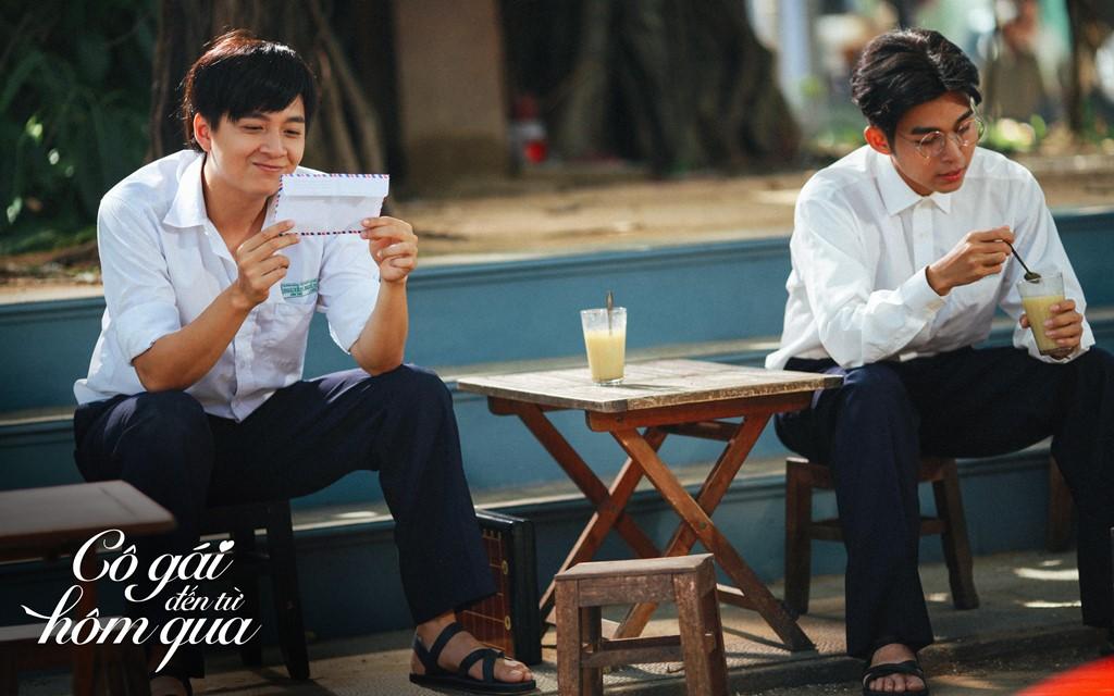 Ngô Kiến Huy và Jun Phạm đã có màn phối hợp vô cùng ăn ý trong phim Cô gái đến từ hôm qua.