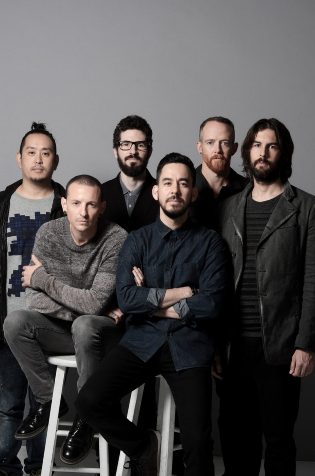 LINKIN PARK, 2014, WILLIAM HAMES