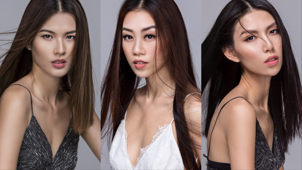 VietNam Next Top Models 2017 - All Stars
