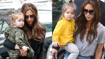 Đây là cách Harper Beckham phát hiện mẹ mình là một ca sĩ nổi tiếng