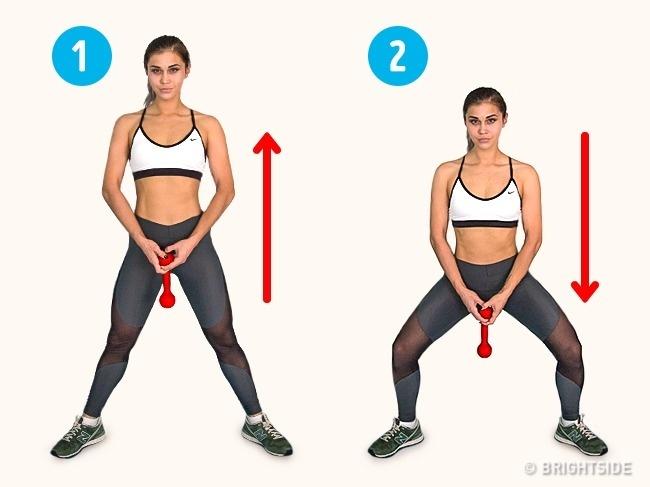 6 bài tập thể dục đánh bay da sần vỏ cam chỉ sau 2 tuần