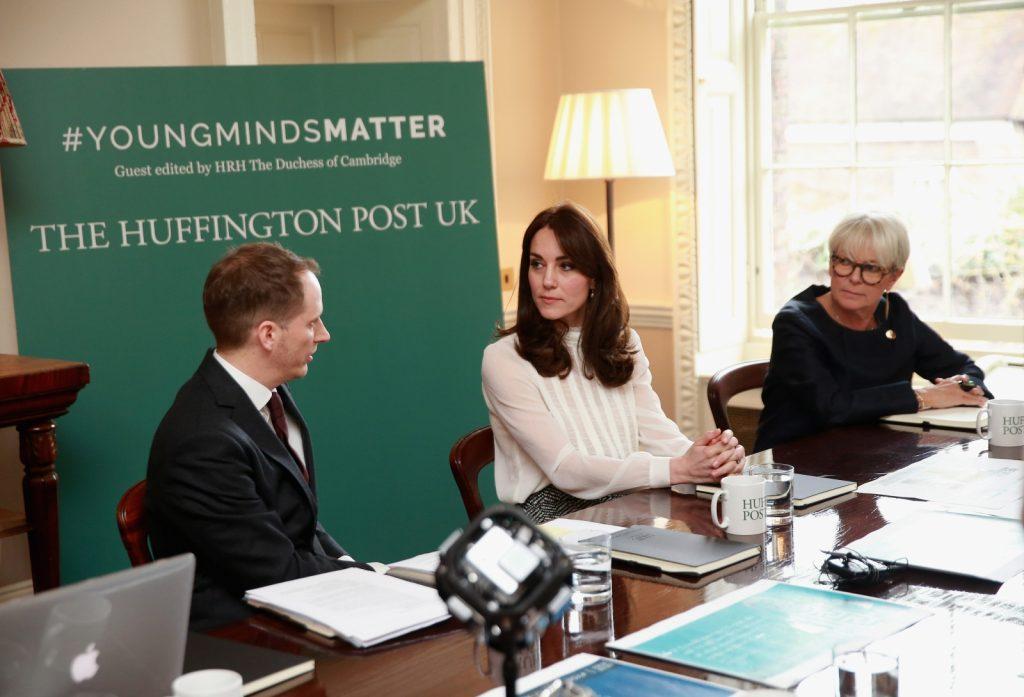 Kate hi vọng được cống hiến và góp sức mình bảo vệ, đấu tranh cho quyền trẻ em