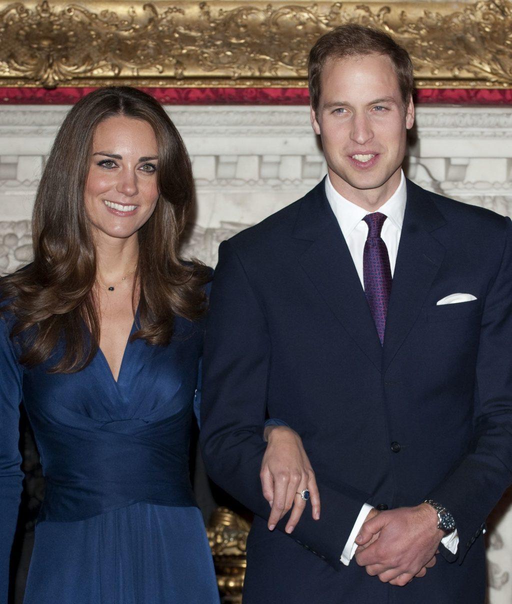 """Cặp đôi hoàng gia đã quyết định """"về chung một nhà"""" vào năm 2010 sau tám năm yêu nhau"""