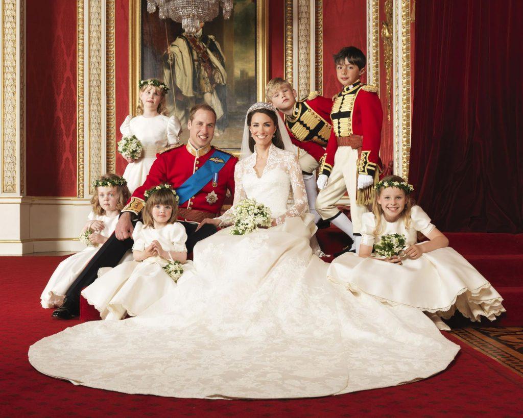 Đám cưới cổ tích của hoàng tử William và Công nương Kate mà tất cả thần dân Anh chờ đợi