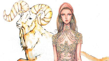 Bản năng yêu của 12 cung Hoàng Đạo - Venus Bạch Dương