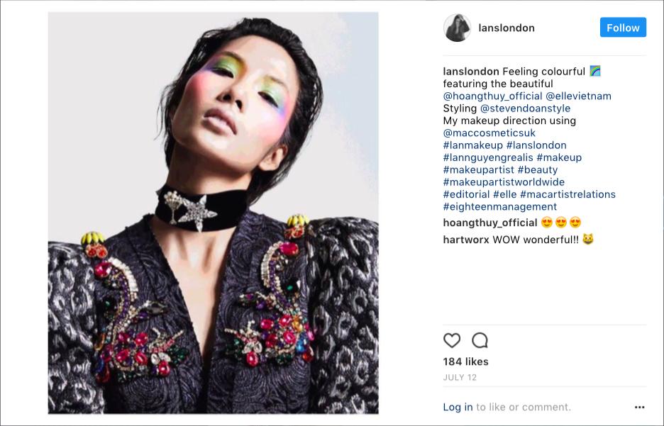 Lan Nguyen (Grealis) - @lanslondon