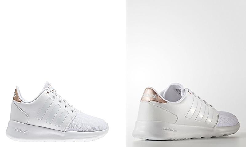 Adidas và Nike luôn là những sản phẩm được giới trẻ săn đón. Đôi giày adidas Neo sành điệu này giảm giá từ 1,495,000VNĐ chỉ còn 1,199,000VNĐ trong dịp này.