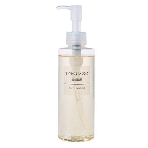 Sensitive Skin Cleansing Oil MUJI