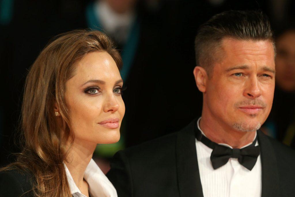 Hôn nhân của Brad Pitt và Angelina Jolie tan vỡ vào tháng 9 năm ngoái