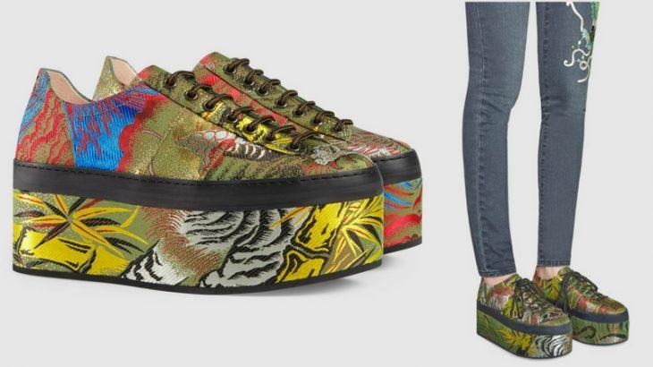 """Xu hướng giày """"độc lạ"""" của thế giới thời trang không thể bỏ qua"""
